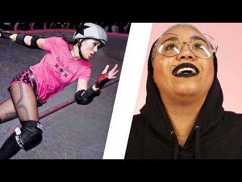 Women Try Roller Derby For 30 Days