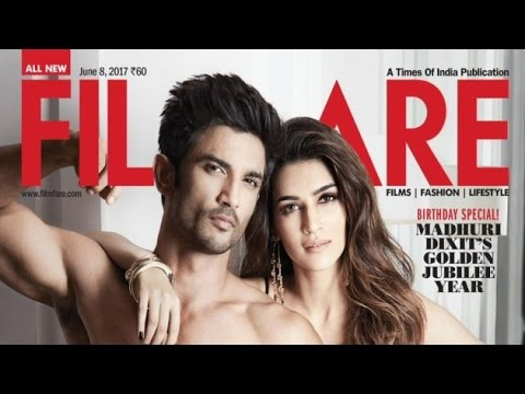 Sushant Singh Rajput, Kriti Sanon's latest pics are jaw dropping HOT!