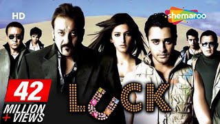 Luck [2009] Sanjay Dutt   Imran Khan   Shruti Haasan   Mithun Chakraborty   Hindi Action Movie