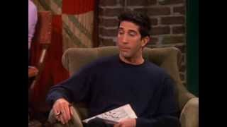 FRIENDS - Top 10 Moments Of Ross