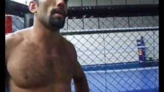 Vitória Combat Club - Marcelo Guimarães Atleta MMA