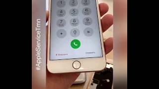 Замена стекла iPhone 6s Plus, Тюмень