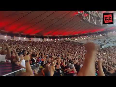 Gol do Gabigol - Flamengo 3x0 Barcelona - Libertadores 2020