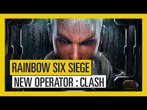 Tom Clancy's Rainbow Six Siege – Grim Sky : Clash Operator