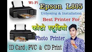 l805 epson printer wifi setup - Thủ thuật máy tính - Chia sẽ