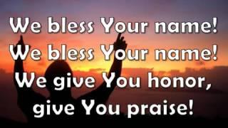 Selah   I Bless Your Name w  lyrics