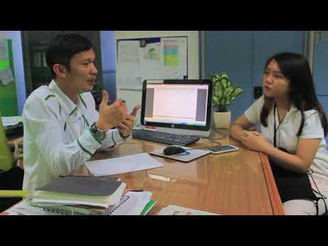 Wawancara terkait Sosialisasi BPJS Ketenagakerjaan dengan Pedagang Pasar Anyar Tangerang