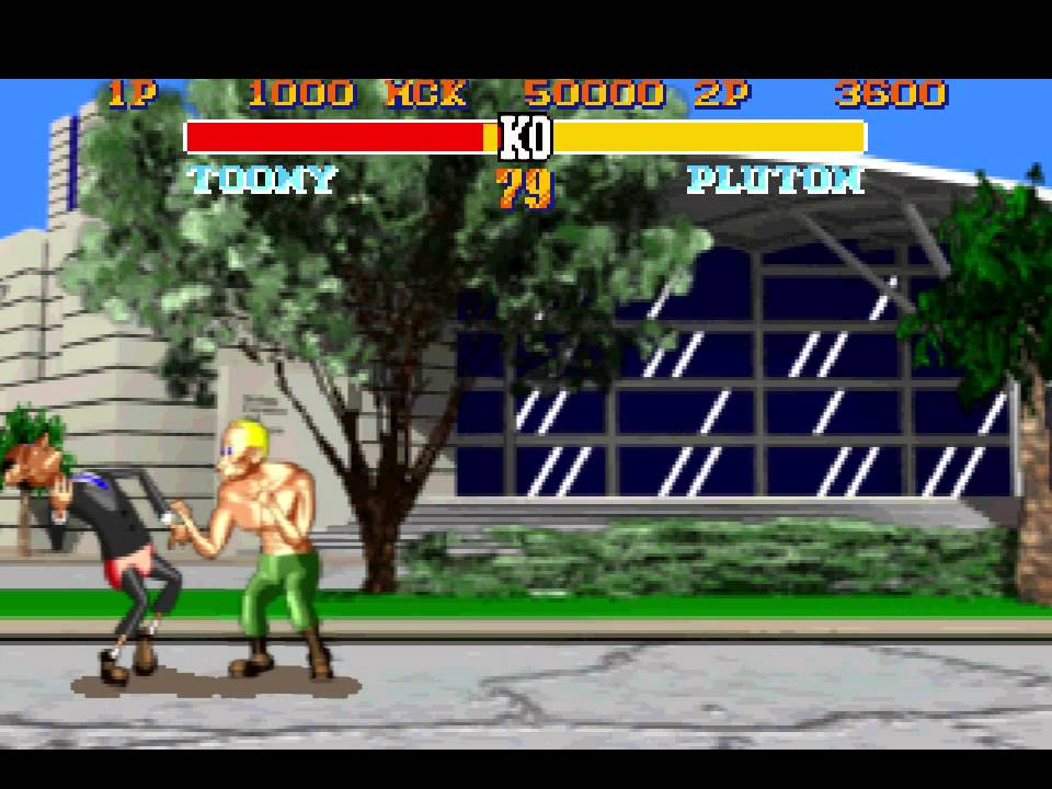 Tony Abbott Versus Vladimir Putin: Street Fighter II Edition