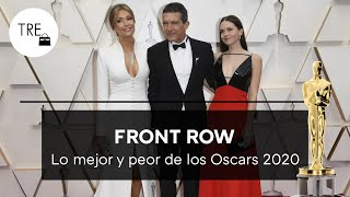 Los MEJORES Y LOS PEORES ESTILISMOS de los Oscar 2018 | Front Row