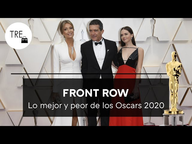 Los MEJORES Y LOS PEORES ESTILISMOS de los Oscar 2018 | Front Row