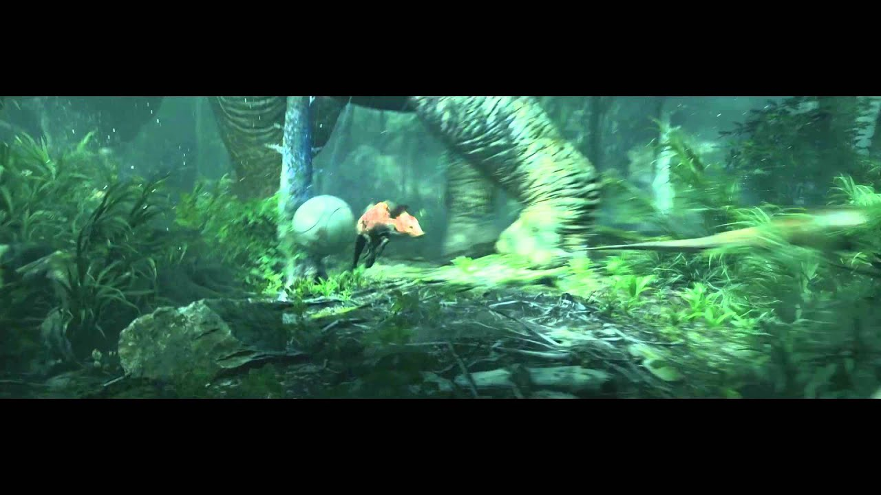 Robinson: The Journey announced for PlayStation VR, from Crytek