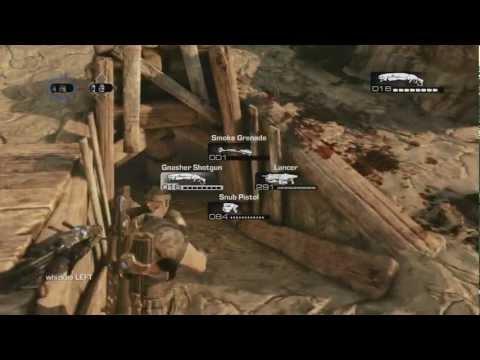 Gears of War 3 Commando Dom Xbox 360