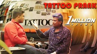 Tattoo Pullingo | Prankster Rahul| Tamil Prank | PSR 2019