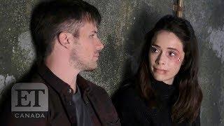 Abigail Spencer, Matt Lanter On 'Timeless' Series Finale