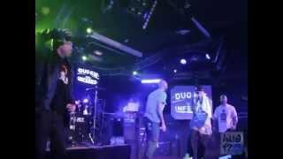 07. Rap Vs. Racismo - (Con Zatu, El Chojin, Nerviozzo & Locus) [GIRA INFERNO - SALA PENELOPE]