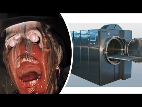 Inventions 2016: Resomator body dissolving machine; Seabin ocean clean up device - Compilation