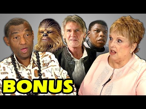 Elders React to Star Wars: The Force Awakens (Bonus #69)