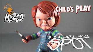 Collectible Spot - Mezco Toyz Childs Play Chucky Vinyl Figure