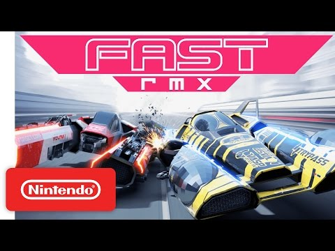 Fast RMX – Nintendo Switch Trailer thumbnail