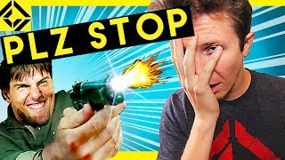 Niko Tells You How to Make Fake Guns Look Real