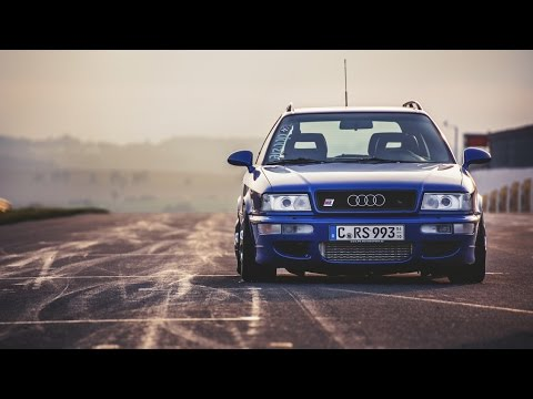 Audi RS2 Avant - 600HP/780NM revs, acceleration and pure sound | Frohlix Entertainment