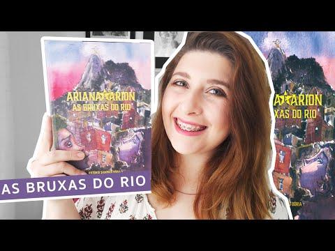 O que você precisa saber antes de ler: ARIANA E ARION - As Bruxas do Rio   Pausa Para Um Café