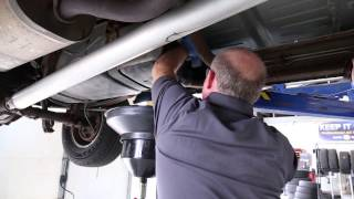 How to Remove a Fuel Tank