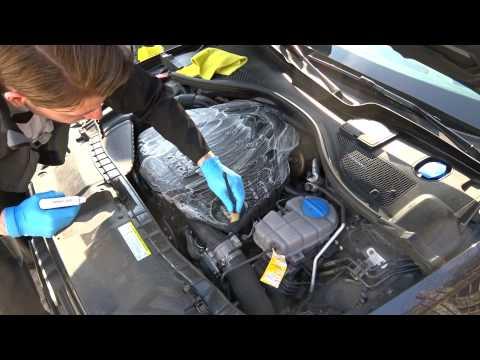 Motorwäsche ohne Risiko - Motorraumreinigung // AUTOLACKAFFEN // Autopflege #12
