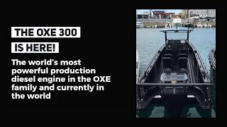 OXE 300 Diesel Available Now