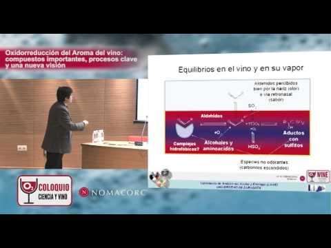 Fotograma del vídeo: Coloquio Ciencia y Vino