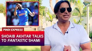 Shoaib Akhtar Reveals Conversation with Shami   King of Reverse Swing   Pakistani Pacers Never Ask