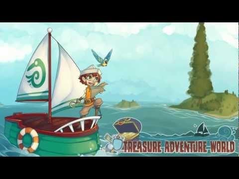 Treasure Adventure World - Debut Trailer thumbnail