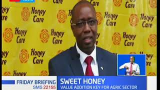 Honey Care unveils re-branded product