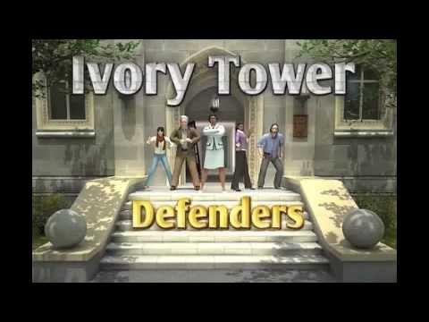 Video of Ivory Tower Defenders