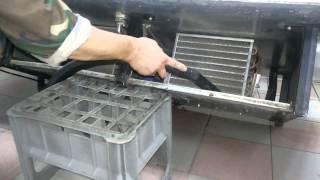 обслуживание холодильника