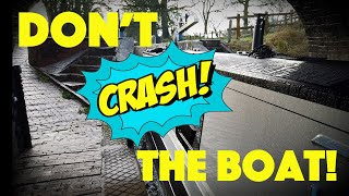 Don't Crash Your Narrowboat Into Canal Locks - Here's Why!
