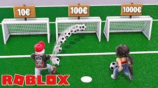 WÄHLE DAS RICHTIGE FUßBALL TOR IN ROBLOX!
