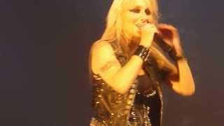 DORO  revenge  LIVE TRIX 2012