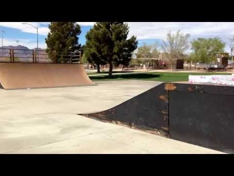 Boulder city skatepark review, aka veterans memorial