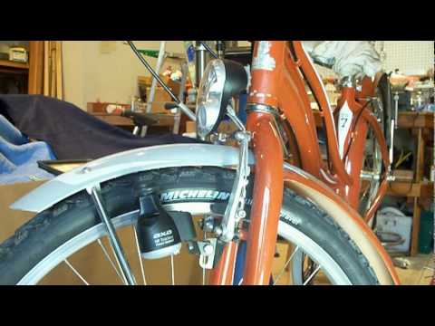 How To: Install The Bicycle Dynamo Light Kit From Cantitoe Road