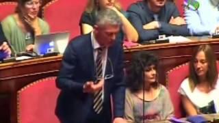 """Piero Grasso vs Nicola Morra: """"Non si può citare Giorgio Napolitano"""""""