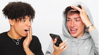 Prank Calling Makeup Stores! ft. Larray