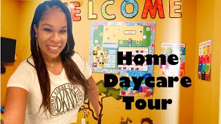 Home Daycare Tour 2020