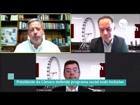 Presidente da Câmara defende programa social mais inclusivo - 07/06/21