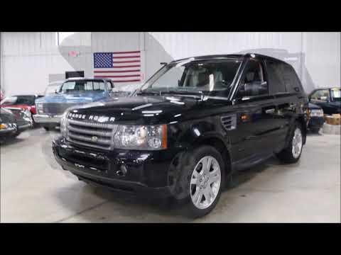 Video of 2006 Land Rover Range Rover Sport located in Kentwood Michigan - $12,900.00 Offered by GR Auto Gallery - MGKZ