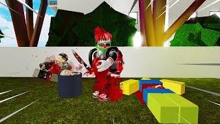 Roblox : ⚔️ Slaying Simulator จำลองการถูกมอสเตอร์และผู้เล่นเลเวลสูง ฆ่าอย่างน่าสงสาร