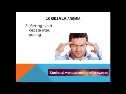 Video 10 Gejala Anemia Dan Pengobatannya Dengan Cara Alami Dan Tanpa Obat