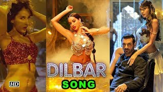 Dilbar SONG | Nora Fatehi sizzles with her SEXY Belly Dance | Satyameva Jayate