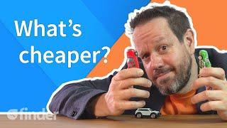 Buy a car vs Uber vs GoGet | What's cheaper?