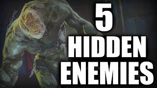 Fallout 4 - 5 Hidden Enemies that you may have not found!